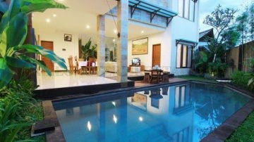 Lovely 3 bedroom villa in Pererenan