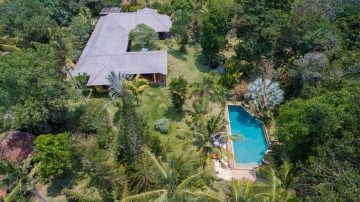 Wonderful Family villa on big land with beautiful tropical landscaping – North Canggu