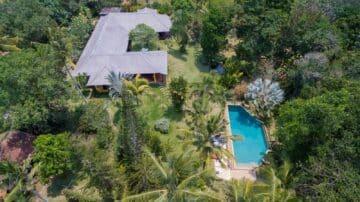Wonderful Family villa on big land with beautiful tropical landscaping – North Canggu