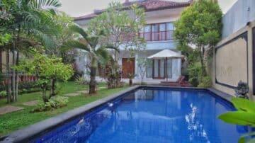 3+1 bedroom villa in sanur