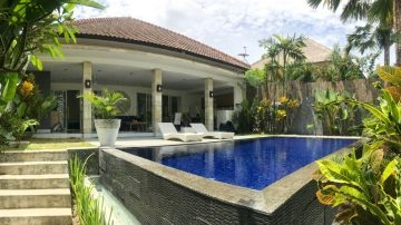 Beautiful 2 bedroom villa in Canggu