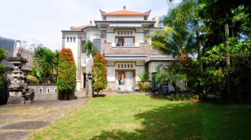 3 bedroom villa – Spacious garden