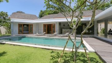 Modern 3 bedroom villa in Umalas