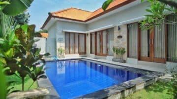 2 bedroom villa in Sanur