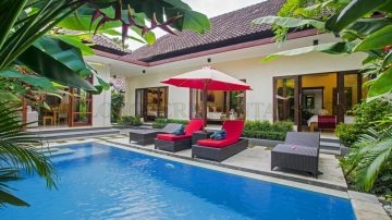 Private villa in a prime location of Seminyak