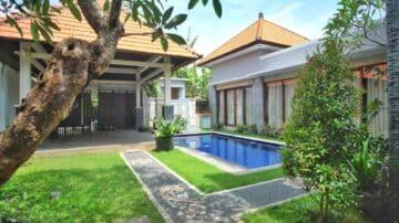 Lovely 2 bedroom villa in Sanur
