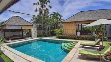3 bedroom beautiful villa in Jimbaran