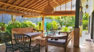 Lovely 3 bedroom villa in North Canggu