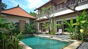 3 bedroom villa in Sanur – Quiet area