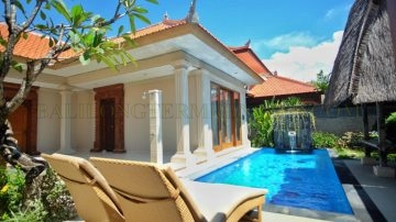 Prime location – Charming 3 bedroom villa in Sanur
