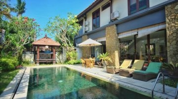 Nice and clean 3 bedroom villa in Sanur