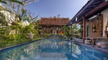 3 Bedroom Balinese style Villa in Pererenan