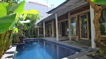 3 bedroom Joglo villa in Sanur