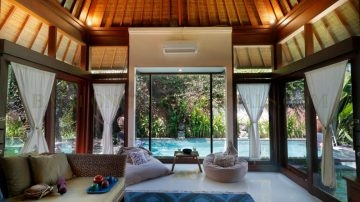 Beautiful 3 bedroom villa in Sanur for Monthly rental 1 – 5 months