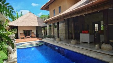 Beautiful 3 bedroom villa in Batubelig, Seminyak