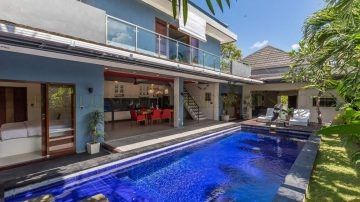 beautiful 3 bedroom villa in kerobokan