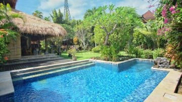beautiful 2 bedroom villa in sanur – Beach side