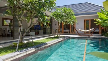 Modern 3 bedroom villa – Umalas
