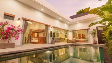 Lovely 3 bedroom villa in Kerobokan