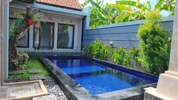 2 bedroom stylish villa in Sanur