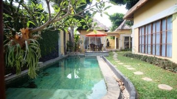3 bedroom Balinese style villa in Sanur