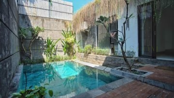 Move in ready house with pool in Sanur