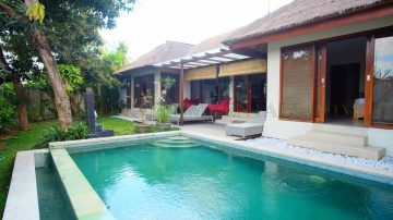 Services Included – 3 bedroom North Canggu