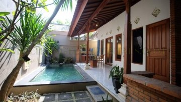 2 bedroom sweet House with pool in Sanur – Beach Side
