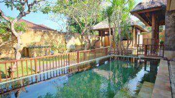 Big Balinese 3 bedroom villa in Sanur
