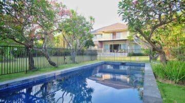 4+1 bedroom Luxury villa in Sanur – Walking distance to the beach