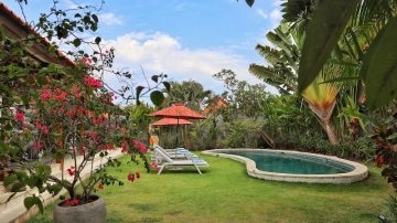Monthly rental in Berawa – close to Berawa Beach