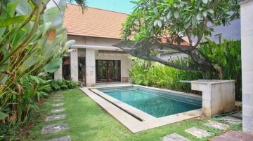 2 bedroom villa in pererenan