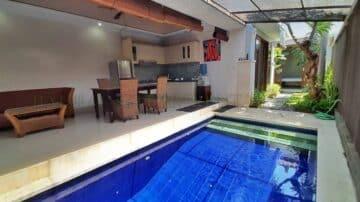 2 bedroom stylish villa in Sanur