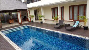 Monthly Villa Rental in Central Berawa Canggu