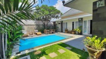 BEAUTIFUL 3 BEDROOM VILLA IN SANUR — BEACHSIDE