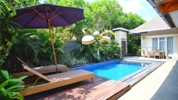 Beautiful 2 bedroom SUBLETTABLE villa in Sanur