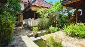 Charming 2 bedroom Balinese-style villa in Ungasan