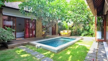 Lovely 2 bedroom villa in Sanur – Beach Side
