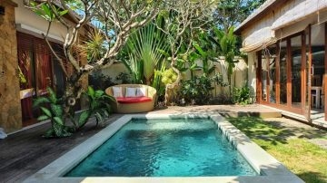 Lovely 2 bedroom villa in Sanur – Beach Side