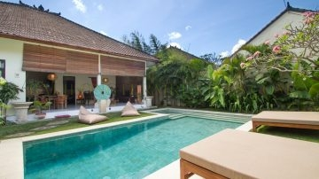 2 beds – MONTHLY RENTAL – Seminyak