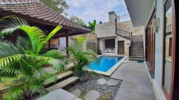2 bedroom villa in Echo Beach for 5 year rental
