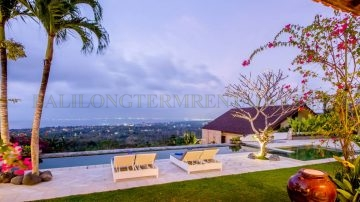 Amazing 5 Bedroom Villa In Uluwatu With Ocean View
