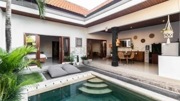 WELL PRICED NICE TWO BEDROOM VILLA IN UMALAS