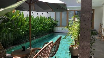 Private 3 bedroom in Peaceful Pererenan area