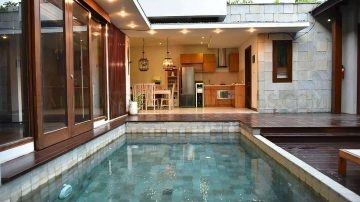 Move-in Ready Three Bedroom Villa in North Seminyak