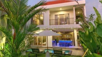 New Eco-Conscious Modern Villa