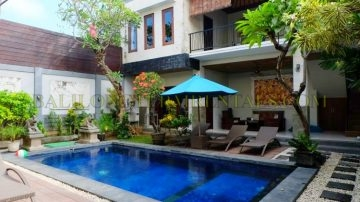 4 bedroom villa in Seminyak