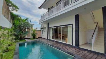 Charming 3 bedroom villa in umalas with rice field view