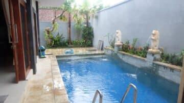 Comfy 3 bedroom villa in Sanur
