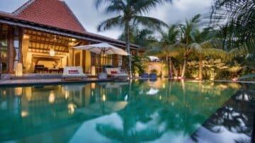 Impressive  5 bedroom villa prime location Berawa